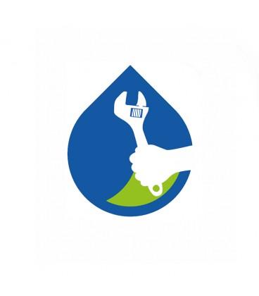 Installeren Aquapeak waterfilter